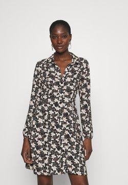Mavi - LONG SLEEVE DRESS - Blusenkleid - black