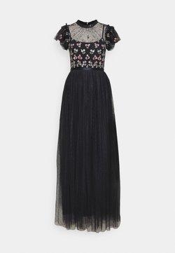 Needle & Thread - ROCOCO BODICE MAXI DRESS - Ballkleid - sapphire sky