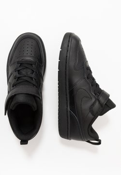 Nike Sportswear - COURT BOROUGH  - Baskets basses - black