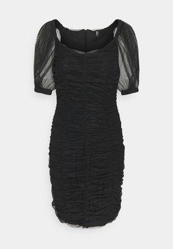 ONLY - ONLDANCE PUFF DRESS  - Cocktailkleid/festliches Kleid - black