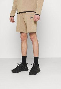 Nike Sportswear - WASH - Shorts - taupe haze/black