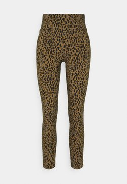 Vila - VIMARIKKA NEW - Leggings - Hosen - butternut
