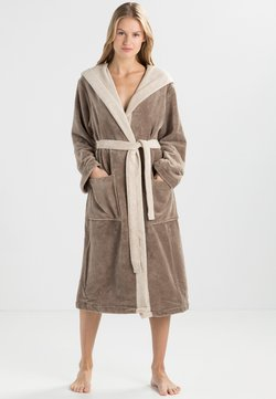 Vossen - POPPY  - Dressing gown - timber