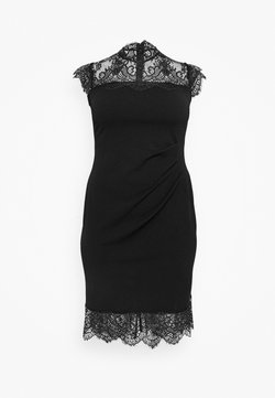 Sistaglam Curve - MADELYN CURVE - Cocktail dress / Party dress - black