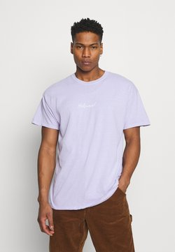 Topman - PARIS TEE - T-shirt imprimé - lilac