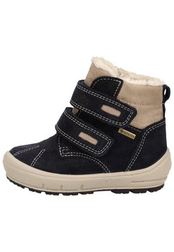 Superfit - Snowboot/Winterstiefel - blau/beige