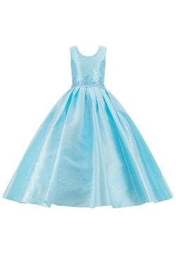 Prestije - MIT PERLEN PRINZESSINNEN KINDERKLEID M - Cocktailkleid/festliches Kleid - blau
