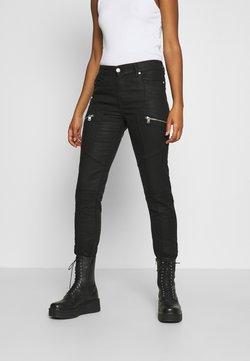 Diesel - D-OLLIES-BK-SP1-NE - Jeans Slim Fit - black