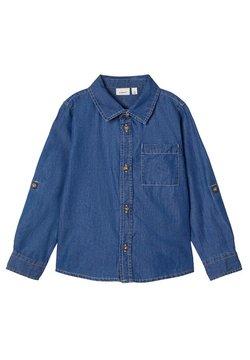 Name it - Camisa - dark blue denim