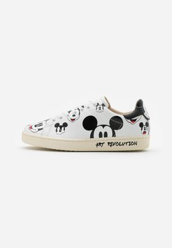 MOA - Master of Arts - GALLERY - Sneakers laag - white/black