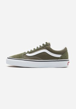 Vans - OLD SKOOL UNISEX - Sneaker low - grape leaf/true white