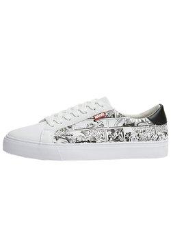 PULL&BEAR - Sneaker low - white