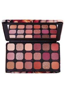 Make up Revolution - EYESHADOW PALETTE FOREVER FLAWLESS ALLURE - Palette fard à paupière - multi