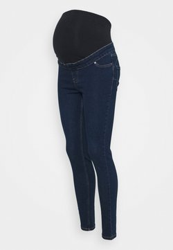 New Look Maternity - RAIN RINSE JEGGING - Jeggings - indigo