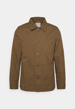 Jack & Jones PREMIUM - JPRBLACANE - Kevyt takki - dark coat khaki