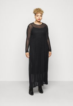 Noisy May Curve - NMEMBER DRESS CURVE - Maxi-jurk - black