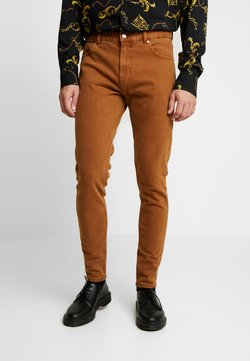 Weekday - CONE CANION - Slim fit jeans - brown