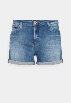 Tommy Jeans - SHORT - Jeans Shorts - blue denim