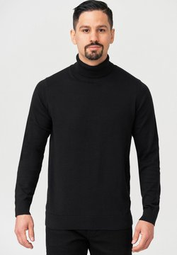 INDICODE JEANS - GATES - Jersey de punto - black