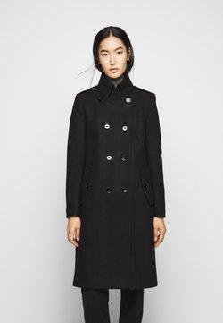DRYKORN - HARLESTON - Klasyczny płaszcz - black