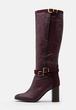Tamaris - BOOTS - Boots - merlot
