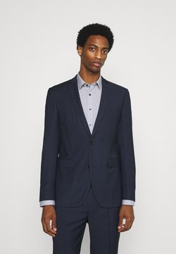 Esprit Collection - PINSTRIPE - Puku - dark blue