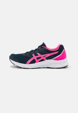 ASICS - JOLT 3 - Zapatillas de running neutras - french blue/hot pink