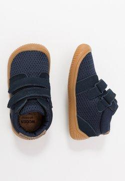 Woden - TRISTAN BABY - Vauvan kengät - navy