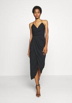 Forever New - CHARLOTTE DRAPE DRESS - Vestido informal - black