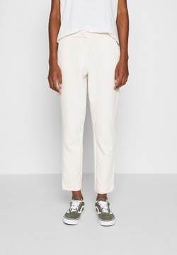 ONLY - LELY CIGARETTE PANT - Trousers - whitecap gray