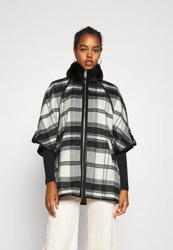 River Island - Cape - black