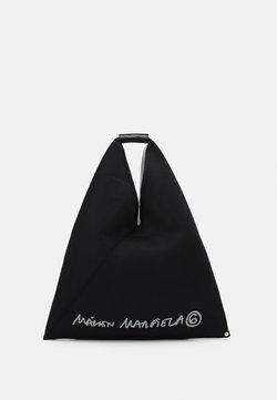 MM6 Maison Margiela - BORSA MANO - Tote bag - black