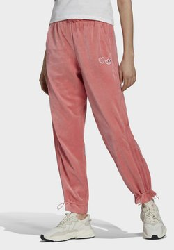 adidas Originals - TRACK PANT - Spodnie treningowe - hazy rose