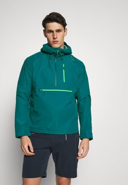 CMP - MAN FIX HOOD JACKET - Hardshelljacke - bottle