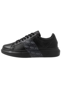 Guess - SALERNO II - Sneaker low - black/grey