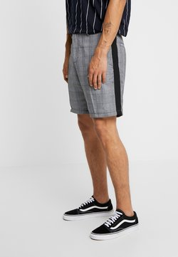 Brave Soul - THOMASCHECK - Shorts - black/white