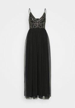 Lace & Beads - LUELLA - Ballkleid - black