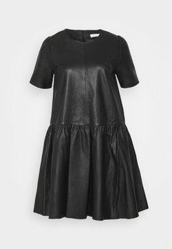 2nd Day - ASPEN DRESS - Robe d'été - black