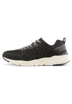 TOM TAILOR - Sneaker low - black
