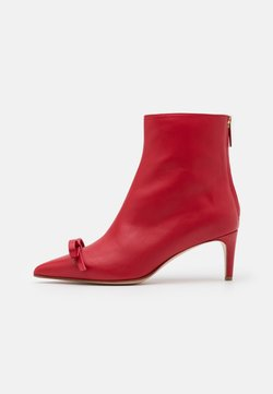 Red V - BOOTIE - Stiefelette - red kiss