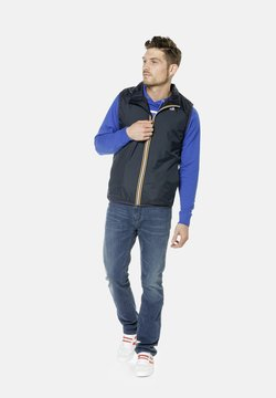 K-Way - ROULAND WARM - Bodywarmer - deep blue