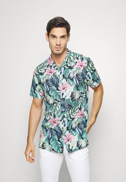 Tommy Hilfiger - HAWAIIAN SHIRT - Skjorter - green