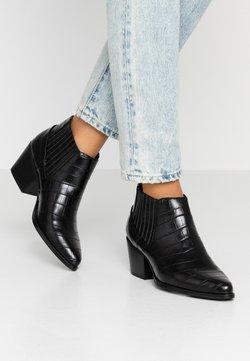 Head over Heels by Dune - OLI - Korte laarzen - black