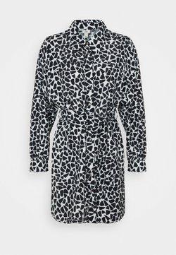 River Island Petite - MILLY DRESS - Vestido camisero - black