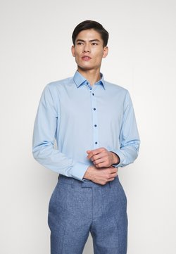OLYMP - OLYMP NO.6 SUPER SLIM FIT  - Businesshemd - light blue