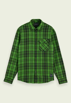 Scotch & Soda - RELAXED FIT  - Hemd - green