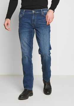 Mustang - WASHINGTON - Slim fit jeans - denim blue