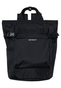 Carhartt WIP - PAYTON CARRIER BACKPACK - Reppu - black
