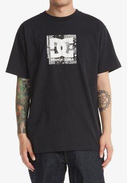 DC Shoes - T-shirt print - black