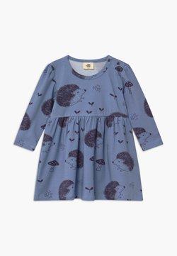Walkiddy - HAPPY HEDGEHOGS BABY - Jerseykleid - blue